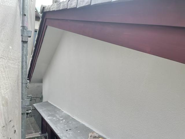 モルタル外壁 塗装