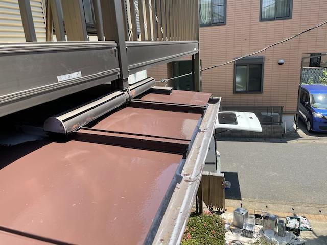 ガルバニウム屋根 塗り替え