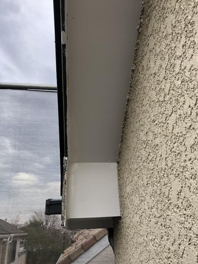 軒裏 塗装
