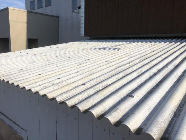 波型金属屋根