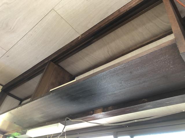台所改修工事